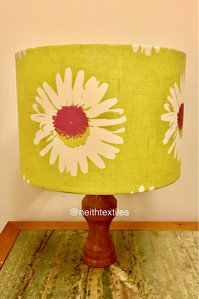 UK drum lampshade for the home