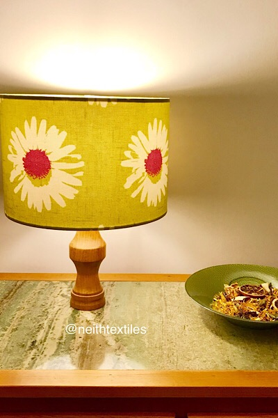 Drum lampshade for the home UK