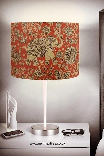 Iliv Indira fabric boho elephant